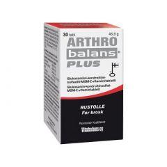 Arthrobalans Plus 30 tabl