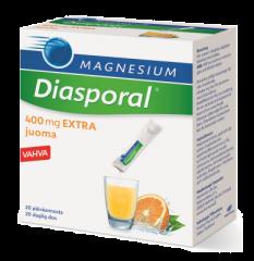 Diasporal magnesium 400 Extra annospussi 20 kpl