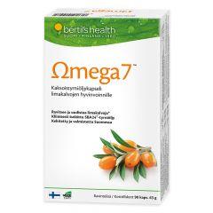Omega7 Tyrniöljy 90 kaps