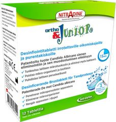 Nitradine Desinfiointi tabletti 12 kpl